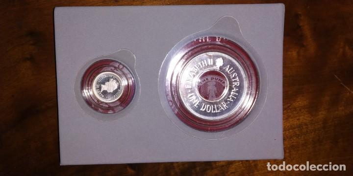 Monedas antiguas de Oceanía: The holey dollar & the dump - Foto 2 - 214244358