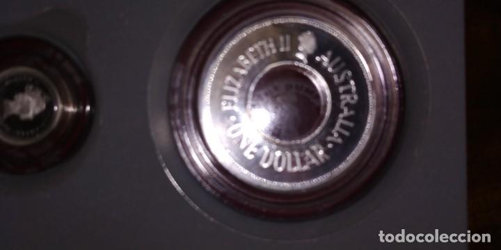 Monedas antiguas de Oceanía: The holey dollar & the dump - Foto 3 - 214244358