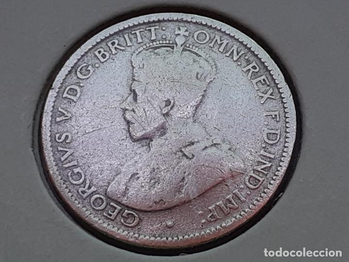Monedas antiguas de Oceanía: AUSTRALIA 6 PENIQUES/PENCE 1925 (PLATA) - Foto 2 - 218689471