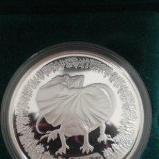 Monedas antiguas de Oceanía: 5 DOLLARS AUSTRALIA 2000 SIDNEY PLATA 999 31 GR. Lote 218798973