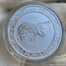 Monedas antiguas de Oceanía: 1 ONZA -2 DÓLARES 2020 NIUE REGRESO ANIMALES CELESTIALES. Lote 221992691