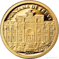 Monedas antiguas de Oceanía: MONEDA, PALAOS, DOLLAR, 2009, CIT, BE, FDC, ORO, KM:241. Lote 222724570