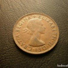 Monnaies anciennes d'Océanie: AUSTRALIA 1/2 PENIQUE 1955. Lote 230576290