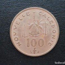 Monnaies anciennes d'Océanie: FRANCIA - NUEVA CALEDONIA100 FRANCOS AÑO 1976 CONSERVACIÓN = MBC. Lote 230939205