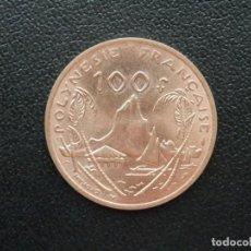 Monnaies anciennes d'Océanie: POLINESIA - FRANCIA MONEDA 100 FRANCOS AÑO 1976 CONSERVACIÓN = SC -. Lote 231559695