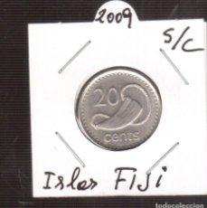 Monedas antiguas de Oceanía: MONEDAS DEL MUNDO AMERICA ISLA FIJI LA QUE VES. Lote 232742565