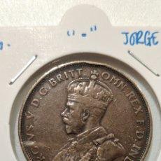 Monedas antiguas de Oceanía: MONESA AUSTRALIA. 1 PENIQUE 1919. JORGE V. KM#23. Lote 234759855