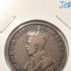 Monete antiche di Oceania: MONEDA AUSTRALIA. MEDIO PENIQUE 1917. JORGE V. KM#22. Lote 234760010