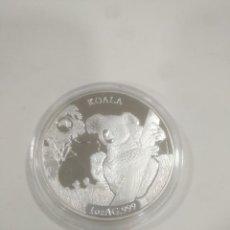 Monete antiche di Oceania: MONEDA AUSTRALIANA 1 ONZA DE PLATA NUNCA CIRCULADA,. Lote 236469985