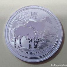 Monedas antiguas de Oceanía: 1 DOLAR AUSTRALIA 2014 PLATA. Lote 225384255