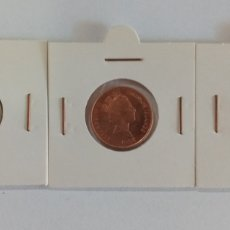 Monedas antiguas de Oceanía: ISLAS SALOMON TRIO MONEDAS SC, 2005. Lote 239963050