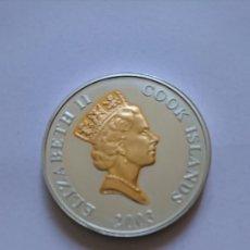 Monedas antiguas de Oceanía: MONEDA 1 DOLLAR. Lote 242100235