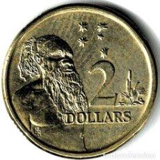 Monedas antiguas de Oceanía: MONEDA DE AUSTRALIA 2 DOLARES 1988 XF. Lote 244374915