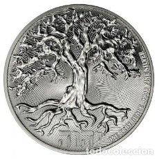 Monedas antiguas de Oceanía: MONEDA DE PLATA ÁRBOL DE LA VIDA DE NIUE 2021 1 OZ 10 MONEDAS. Lote 244435805
