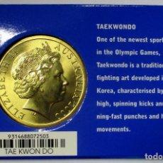 Monedas antiguas de Oceanía: AUSTRALIA 2000, 5 DOLLARS DE LAS OLIMPIADAS DE SIDNEY. VOLLEYBALL. LOTE 3689. Lote 244509515