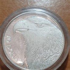 Monedas antiguas de Oceanía: MONEDA PLATA AUSTRALIA 10 DOLARES AÑO 1994 PESO 23G.. Lote 122952323