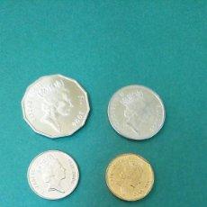Monedas antiguas de Oceanía: FIJI-LOTE 7 MONEDAS-SC. Lote 245965625