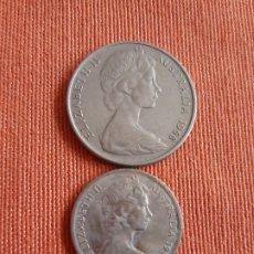 Monedas antiguas de Oceanía: (AUSTRALIA) LOTE DE MONEDAS. Lote 257826415