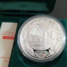Monedas antiguas de Oceanía: MONEDA 5 DOLLARS 2000 AUSTRALIA SIDNEY OLÍMPICOS PLATA 999. Lote 259259630