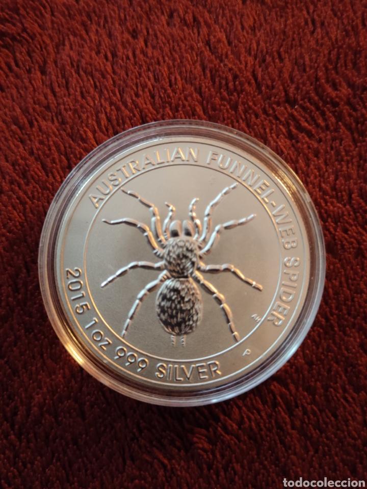 1 ONZA AUSTRALIA 2015 (Numismática - Extranjeras - Oceanía)