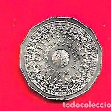 Monedas antiguas de Oceanía: AUSTRALIA 50 CENTS 1977, 50 AÑOS REINADO ISABEL II, BRILLANTE SIN CIRCULAR. Lote 262967880