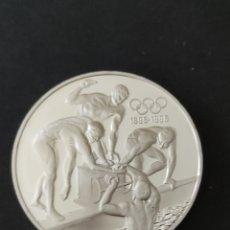 Monedas antiguas de Oceanía: 20 DÓLARES AUSTRALIA 1993, JUEGOS OLÍMPICOS NATACIÓN. Lote 268579399