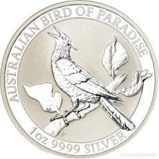 Monedas antiguas de Oceanía: [#780415] MONEDA, AUSTRALIA, OISEAU DU PARADIS, DOLLAR, 2019, ROYAL AUSTRALIAN MINT. Lote 269174133