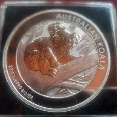 Monedas antiguas de Oceanía: KOALA 2013 1$ ONZA DE PLATA PURA AUSTRALIA EN CÁPSULA ANTI-HUMEDAD. Lote 269317443