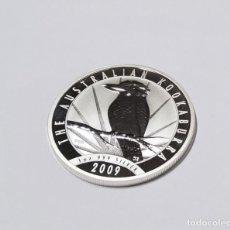 Monedas antiguas de Oceanía: 1 DOLAR DE PLATA DE AUSTRALIA DEL AÑO 2009.1 ONZA DE PLATA DE LEY 9999.PROOF. Lote 271876393