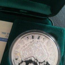 Monedas antiguas de Oceanía: MONEDA 5 DOLLARS 2000 AUSTRALIA SIDNEY OLÍMPICOS PLATA 999. Lote 272953423