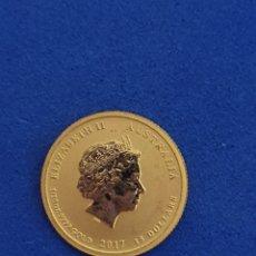 Monedas antiguas de Oceanía: 15 DOLARES AUSTRALIA. 3,10 GRAMOS ORO 24KTS.. Lote 276146893
