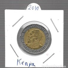 Monedas antiguas de Oceanía: MONEDAS DEL MUNDO KENIA. Lote 281000308