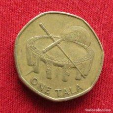 Monedas antiguas de Oceanía: SAMOA 1 TALA 2011. Lote 289615668