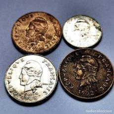 Monedas antiguas de Oceanía: ⚜️ A2330. SELECCIÓN POLINESIA FRANCESA. Lote 289850598