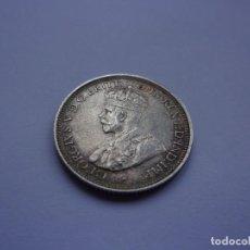 Monedas antiguas de Oceanía: 37SCL17 AUSTRALIA SIXPENCE DE PLATA 1911. Lote 290729003