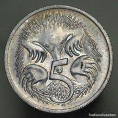 Monedas antiguas de Oceanía: 5 CENTS AUSTRALIA 1975. Lote 294551973