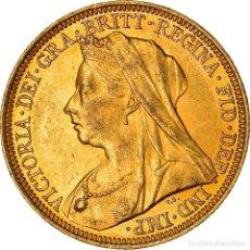 Monedas antiguas de Oceanía: [#971364] MONEDA, AUSTRALIA, VICTORIA, SOVEREIGN, 1895, SYDNEY, EBC, ORO, KM:13. Lote 295426933