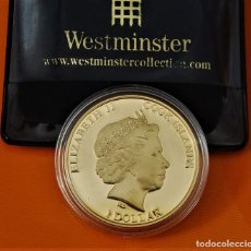 Monedas antiguas de Oceanía: 1 DOLLAR ISLAS COOK, COOK ISLANDS 2011. Lote 295463953