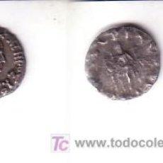 Monedas antiguas: 14-DRACMA BAKTRIA. HERMANIOS I. 40-1 A.C. PLATA. Lote 22388449