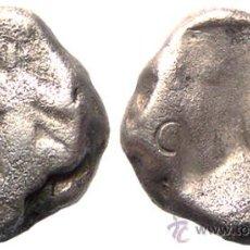 Monedas antiguas: *** RARO E HISTÓRICO SIGLOS DE DARIO I ACUÑADO EN LYDIA, IMPERIO PERSA 450-330 A.C. PLATA ***. Lote 103153423