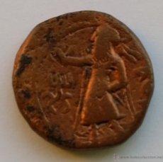 Monedas antiguas: MONEDA KUSHAN BRONCE. Lote 51994398