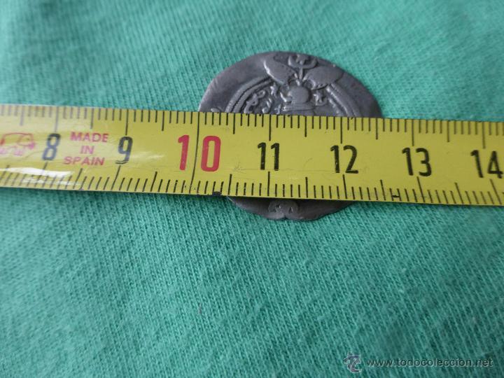 Monedas antiguas: MONEDA SASÁNIDA, DRACMA DE PLATA - PERSIA 200 DC. - Foto 3 - 54719042