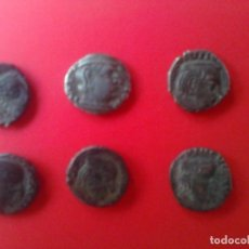 Monedas antiguas: BHADRAMUKHAS. 6 DRACMAS DE PLATA.. Lote 80867067