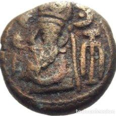Monedas antiguas: EDUNAVA! ELYMAIDA! AE-DRACMA O.J. SELEUCIA HEDYPHON! EBC- KHOSRÚ, REY DE PERSIA. SIGLO I SELEUCIDA. Lote 95700211
