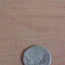 Monedas antiguas: VER 76 IMPERIO OTOMANO ARABE LEYENDA MEDIAVAL MONEDA EN PLATA ACUÑADA A MARTILLO MEDIDAS SOBRE 11. Lote 97231547