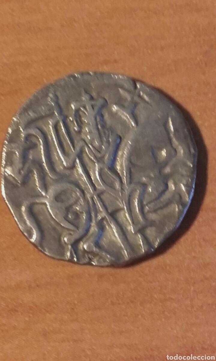 Monedas antiguas: BRO 487 - TIPO DENARIO REINO DE ZABUL. REY KHUDAVAYAKA (875 A 900) MIT.1581/82 M.B.C. + REINO DE Z - Foto 3 - 101255999