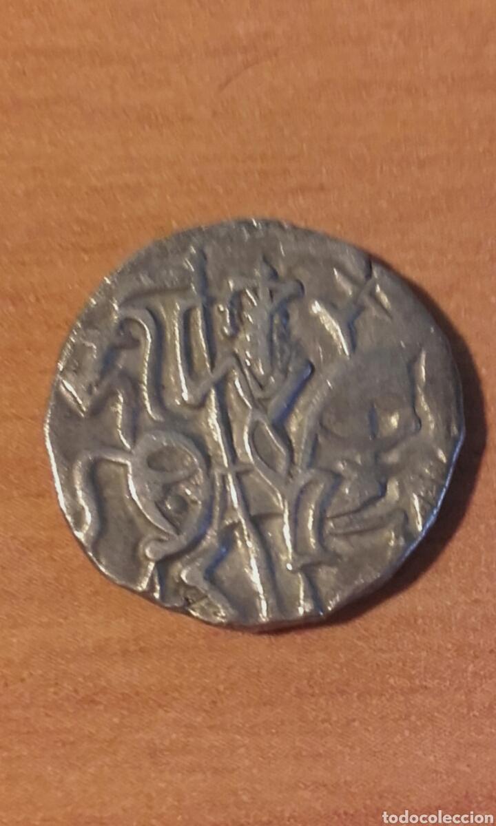 BRO 487 - TIPO DENARIO REINO DE ZABUL. REY KHUDAVAYAKA (875 A 900) MIT.1581/82 M.B.C. + REINO DE Z (Numismática - Periodo Antiguo - Otras)