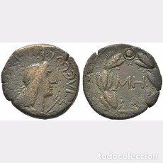 Monedas antiguas: BÓSFORO, REINO DEL SAUROMATES. MEDIANO BRONCE. 94-124 BMC VARIANTE 17/22 MBC+ 6'73 G. ESCASO!!!. Lote 101496903