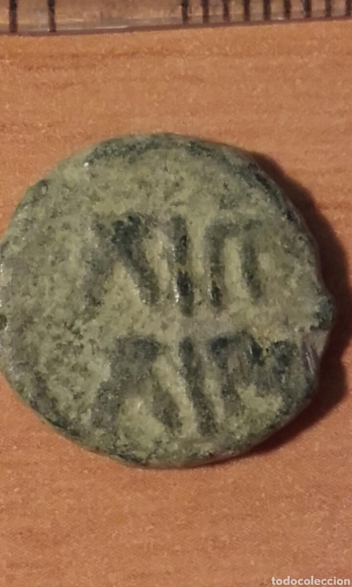 Monedas antiguas: MON 1106 CALCO CARTAGINES - MONEDAS NO ROMANAS - MONEDAS PARTAS - SASANIDAS - SICLOS - LEYENDA NO - Foto 2 - 102401899