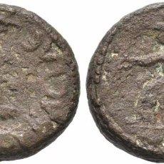 Monedas antiguas: BÓSFORO, REINO DEL. RESCUPORIS III. MEDIANO BRONCE. 212-229. AFRODITA ENTRONIZADA. MBC- . Lote 102742087